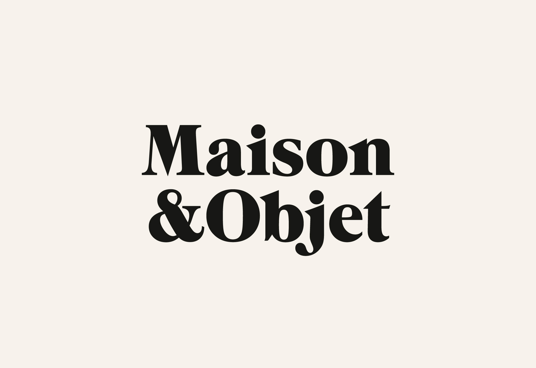 Maxdesign at Maison & Objet 2018